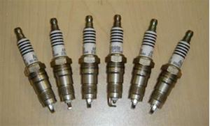 Picture of Motorcraft Platinum 3.8L SC Spark Plugs (6)