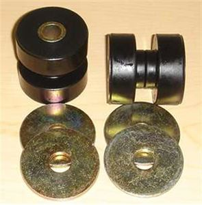 Picture of Poly Differential Bushings for the front of the differential housing - A Must Have Item!