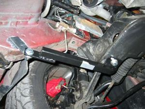 Picture of Front Subframe Lower Engine Cradle Brace Kit - A MUST for every car!