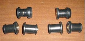 Picture of Rear Spindle/Knuckle High Performance Polyurethane Bushing Kit
