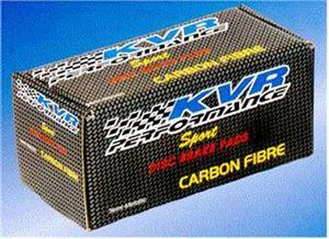 Picture of KVR Carbon-Fiber Semi-Metallic Brake Pads - Factory Replacement Rear Set