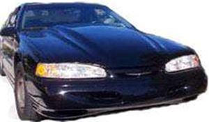 Picture of SCP Cobra R Style Fiberglass Hood - Fits '89-93 Thunderbirds
