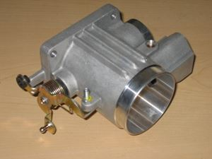 Picture of On Special:   75mm Throttle body - Cast Finish