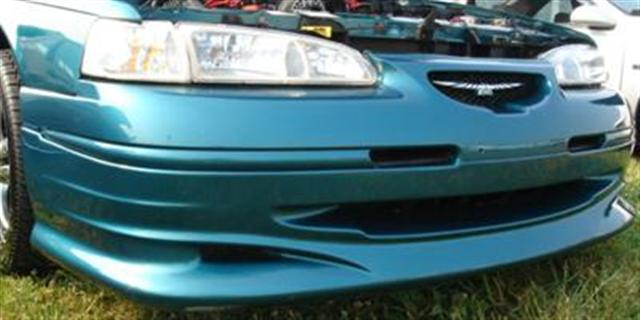 Picture Of Xenon Full Ground Effects Kit For 96 97 Ford Thunderbird