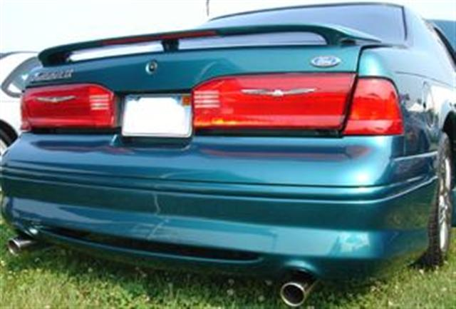 Picture Of Xenon Full Ground Effects Kit For   Ford Thunderbird W
