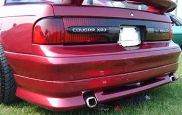 Super Coupe Performance Parts Xenon Full Ground Effects