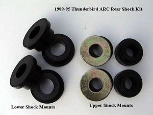 Picture of SPECIAL:  Rear Poly ARC Shock Mount Kit - for use with Tokico shocks