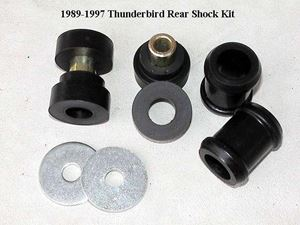 Picture of Rear Poly Shock Mount Kit - for non-ARC shocks