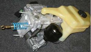 Picture of '89-92 ABS Brake Actuator (Master Cylinder) Assy. - REMANUFACTURING