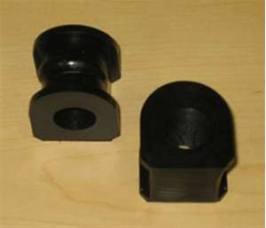 Picture of Rear Poly 23mm Sway Bar Mid-section Bushings - Pair