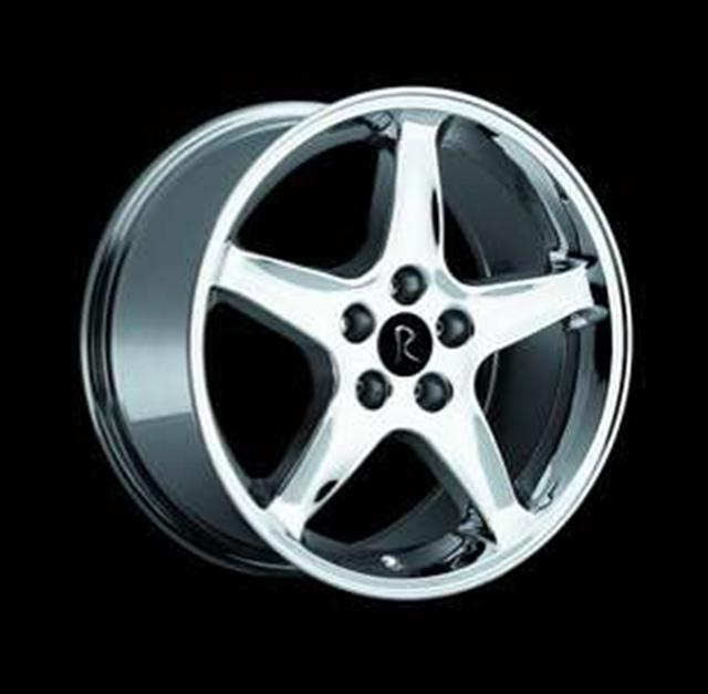 On Back Order Cobra R X Chrome Wheels X