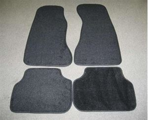 Picture of Front / Rear Custom Floor Mats - Essex Plush Ultra Thick - With or without LOGOS!