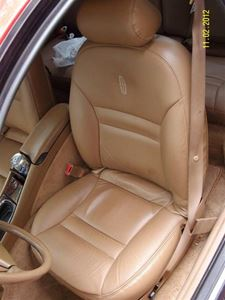 Picture of Mark VIII Economy Vinyl Seat Reupholstery Kit - One Color Front/Back