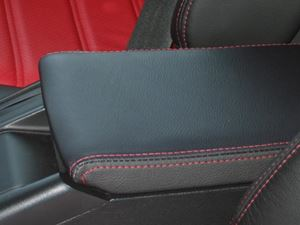 Picture of Console Cover Leather Wrap