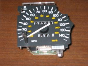 Picture of 145 MPH Speedo - Fits '89-96 Tbirds/Cougars