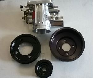 Picture of SPECIAL: 5.0L BOLT ON PACKAGE:   Throttle Body & Underdrive Pulleys
