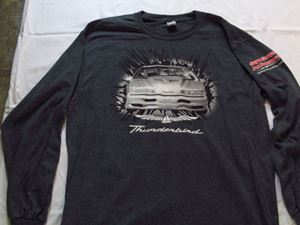 Picture of SOLD OUT:  Long Sleeve Custom Tshirt - LARGE