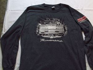 Picture of SOLD OUT:  Long Sleeve Custom Tshirt - XX-LARGE
